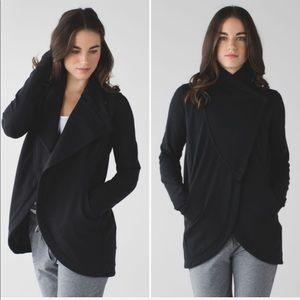 Lululemon | That's a Wrap Jacket Snap Cardigan 4